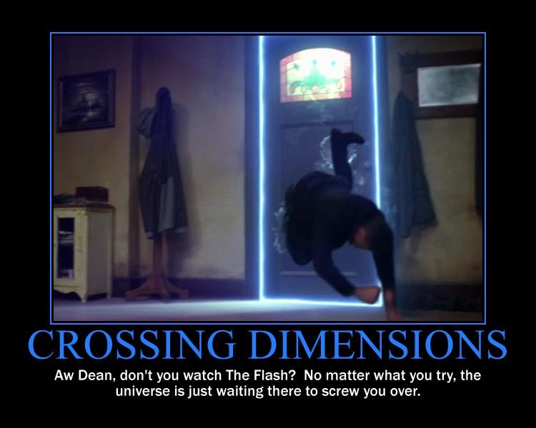CrossingDimensions