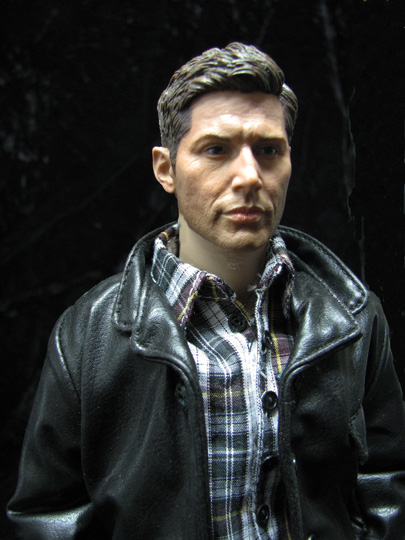 Doll w Dean leather jacket 3