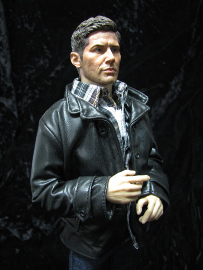 Doll w Dean leather jacket 5