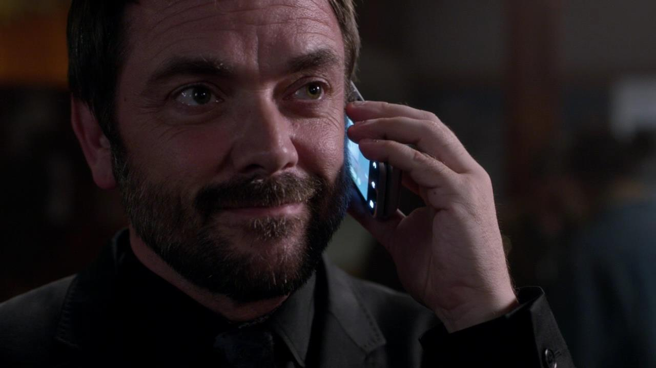 10.01 Crowley on Phone 0923