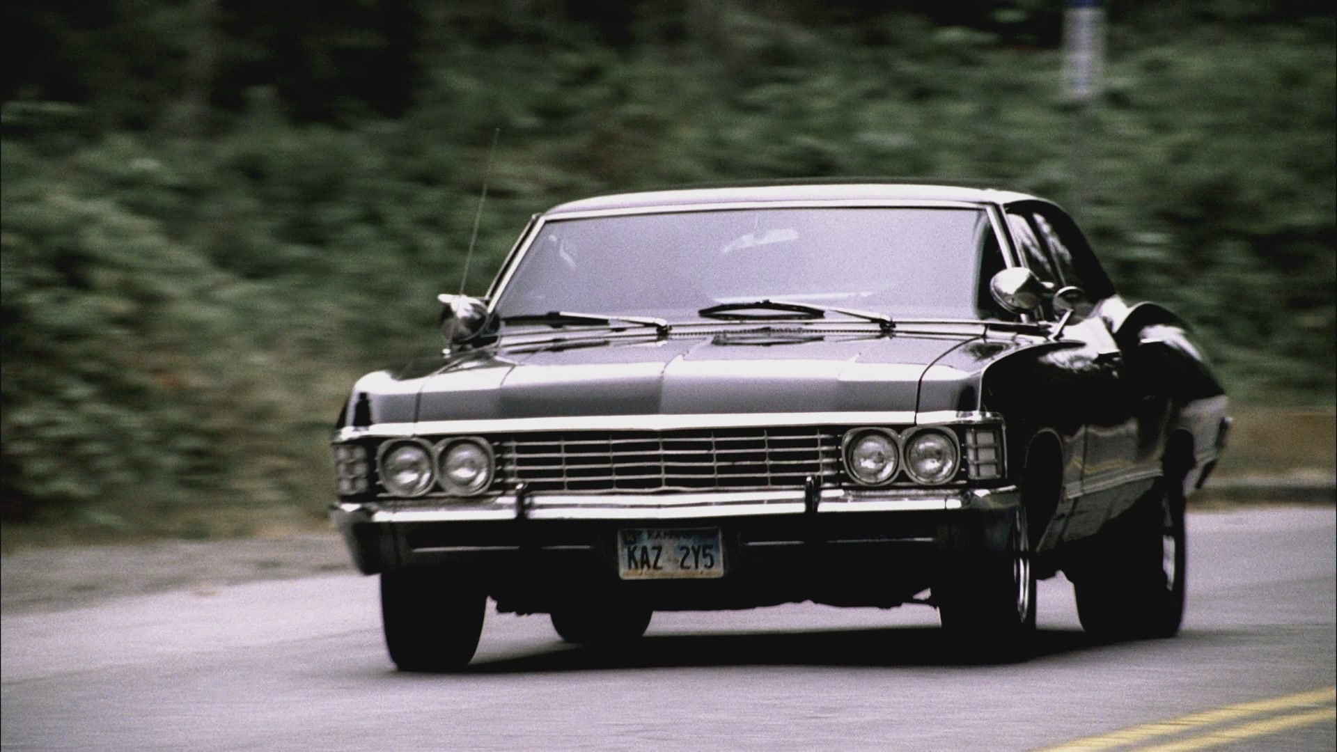 The winchester family business memorable moments - Supernatural car pics ...
