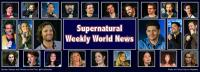 Supernatural Weekly World News July 8, 2018