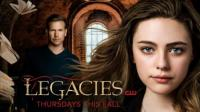 CW Thursday Preview:  Legacies