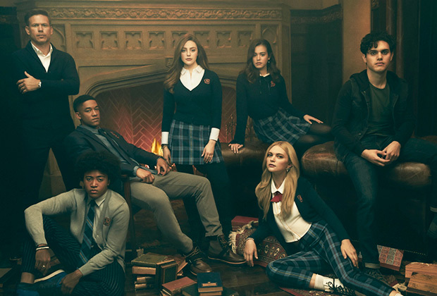 legacies cast season 1 photos