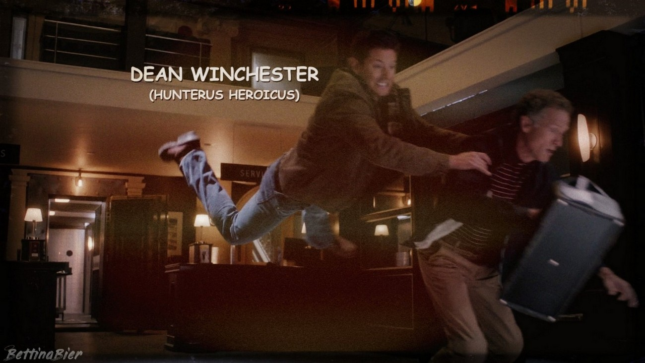 The Winchester Family Business - Dean Winchester: This is Your Life!