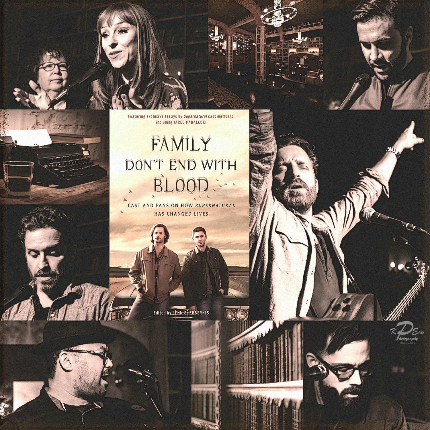 The Winchester Family Business Behind The Scenes The Supernatural
