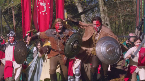 Larp and the real girl freeze frame