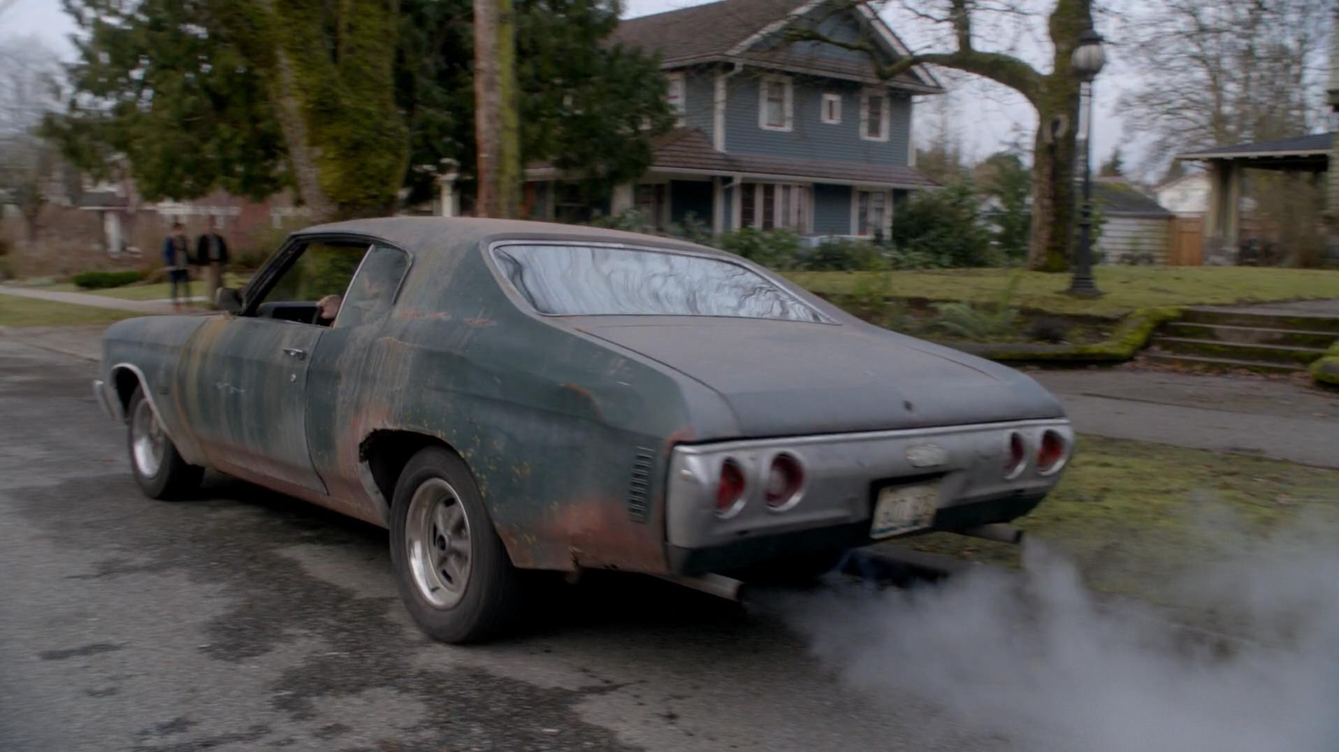 The Winchester Family Business Memorable Moments Supernatural - Supernatural show car