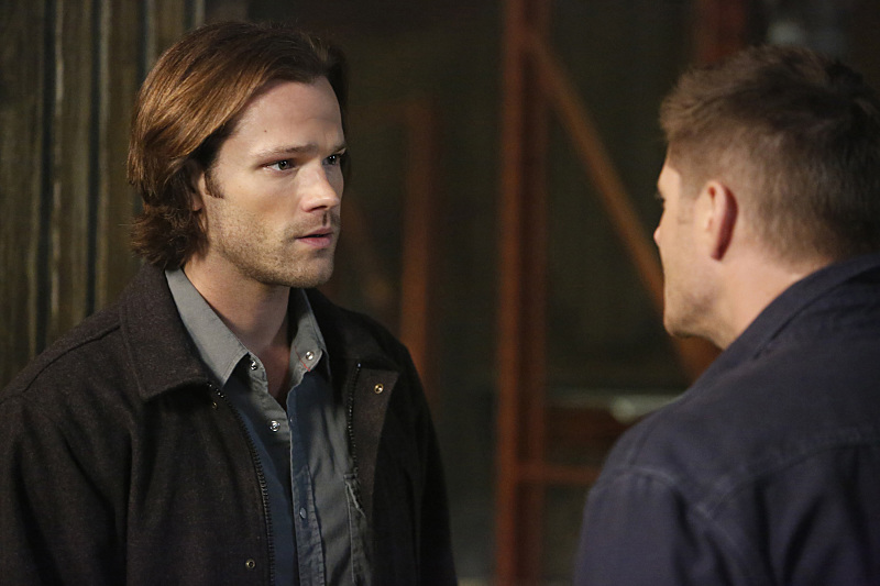 Supernatural 11x22 - We Happy Few