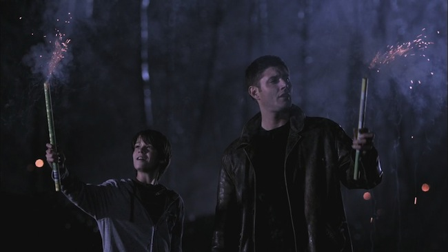 The Winchester Family Business - Supernatural Hiatus Hunting: 5 16