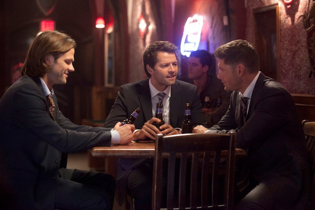 The Winchester Family Business - The Supernatural Season Nine WFB