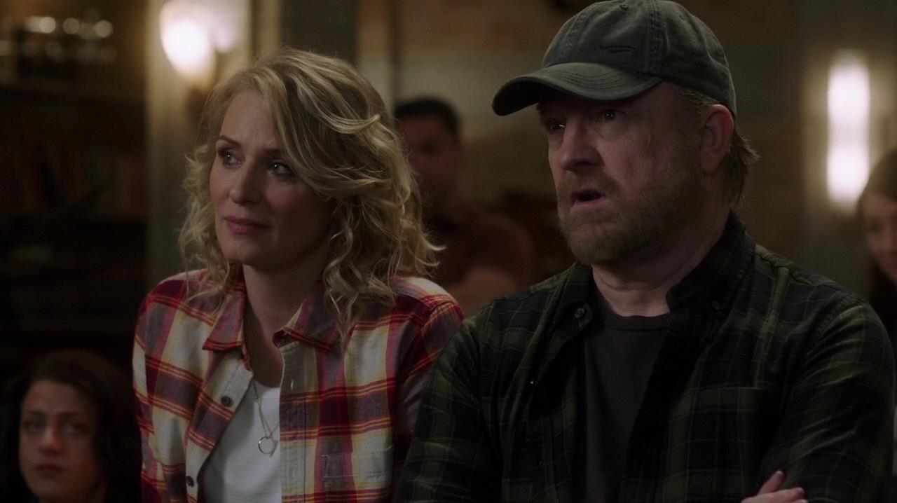 Image result for Mary and AU Bobby Season 14 supernatural