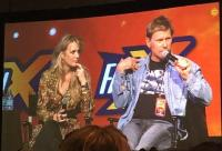 FanX Salt Lake Comic Convention 2019: Samantha Smith and Mark Pellegrino!