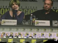 WFB at Comic Con:  Interviews with Supernatural EPs Eugenie Ross-Leming and Brad Buckner