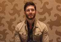 Interview #1 with Jensen Ackles - San Diego Comic Con