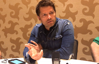 Interview #1 with Misha Collins - Comic Con 2019
