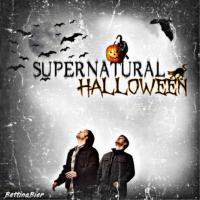 Inspired by Supernatural: SPNFamily's Spooky Halloween!