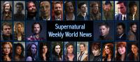 Supernatural Weekly World News March 28, 2021